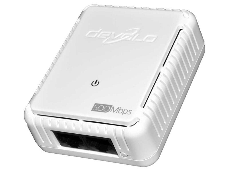 Powerline adapter Devolo dLAN® 500 Wi-Fi (without Wi-Fi)